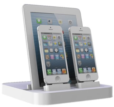 PhotoFast Ultra Dock 2 für Apple iPad iPod und iPhone